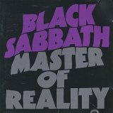 The album Master of Reality by Black Sabbath